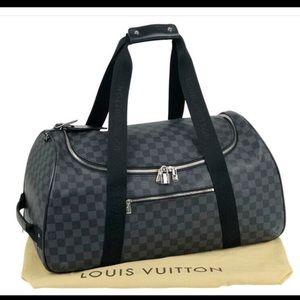 Louis Vuitton Graphite 65 Neo Air Roller Duffle